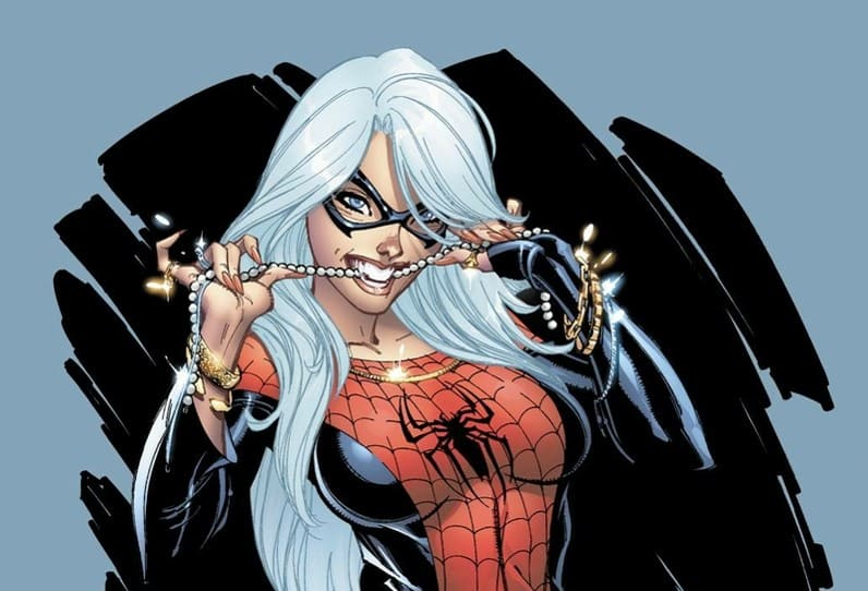Sony S Spider Villain Universe Expands A Black Cat And Silver Sable
