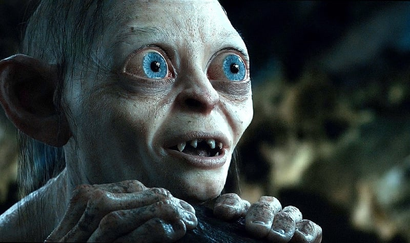 Gollum A Warning To Us All Geeks