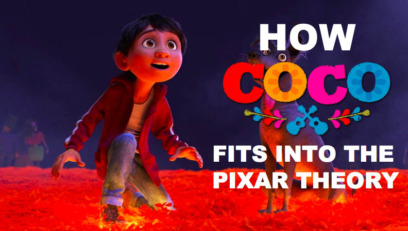 How coco fits into the pixar theory geeks have you seen coco yet stopboris Gallery