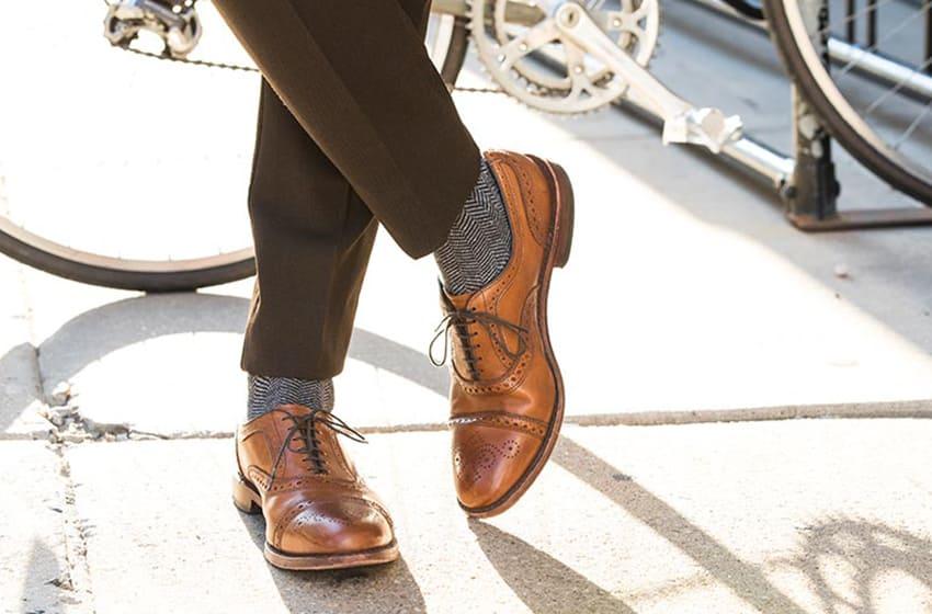 How Dress Shoes Hurt Men S Feet