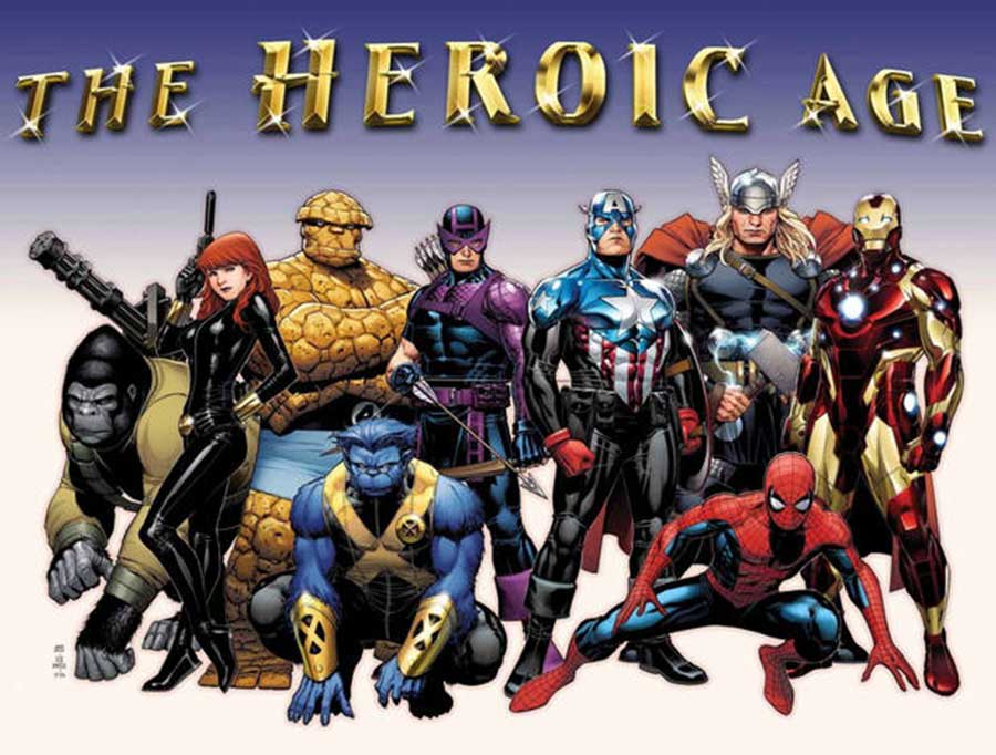 What Will The Avengers Roster Look Like In Infinity War Geeks