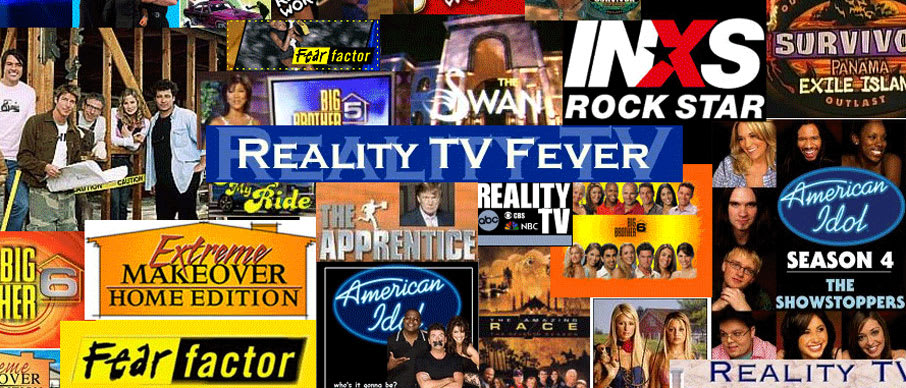 Reality tv show | Term paper - September 2019 - 3827 words