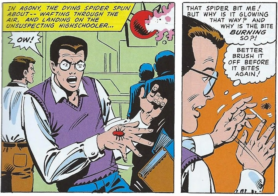 spider man s origin story what secrets could be hidden in the tale
