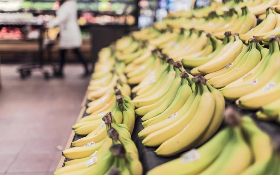 banana production statistics 2017