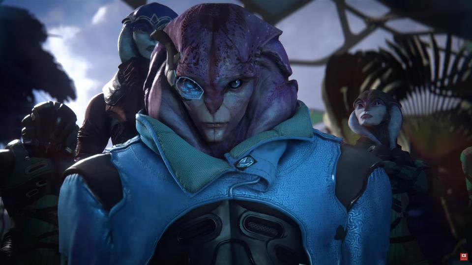 Mass Effect: Andromeda's Facial Animations Led to People to
