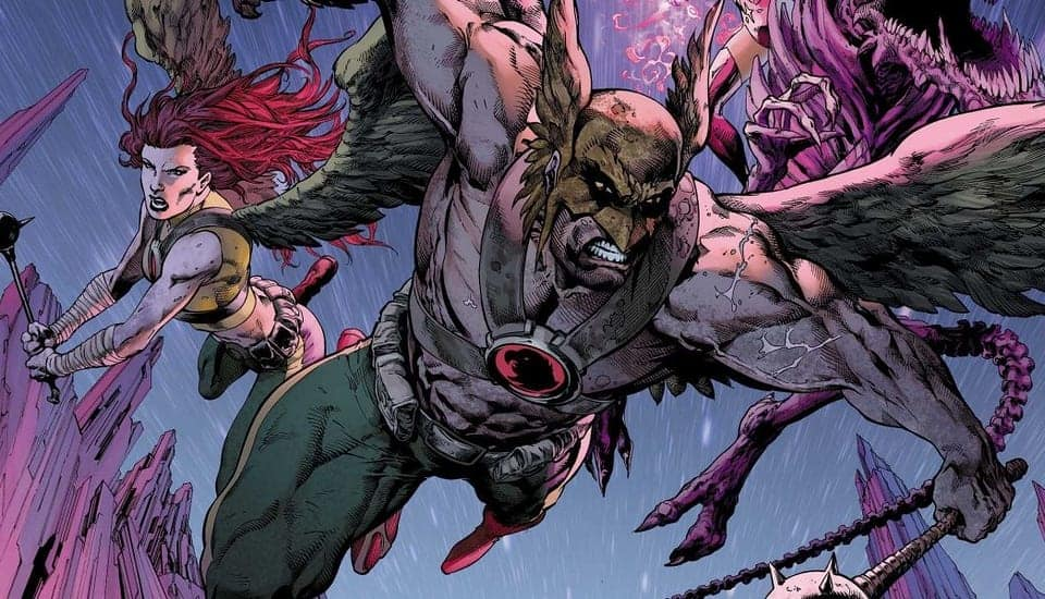 The adventures of hawkman and hawkgirl full