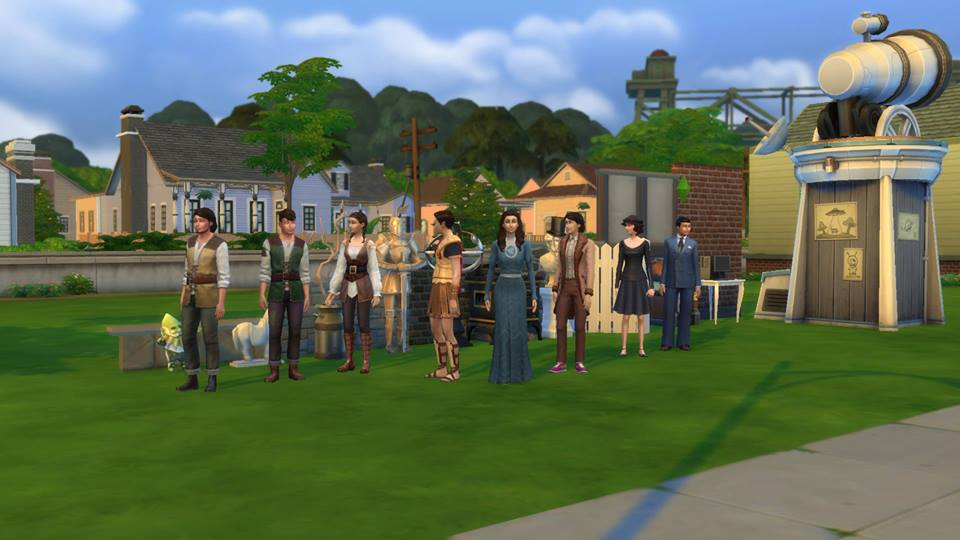 Sims 4:' Legacy Eras Challenge | Gamers