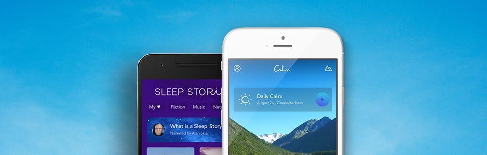10 Reasons to Use the Calm App | Psyche