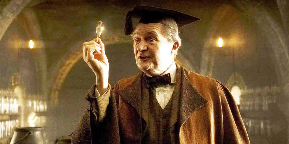 Harry Potter' Theory: Professor Slughorn's DARKEST SECRET! | Geeks