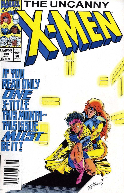 On Comic Book Classics: Uncanny X-Men #303   Geeks