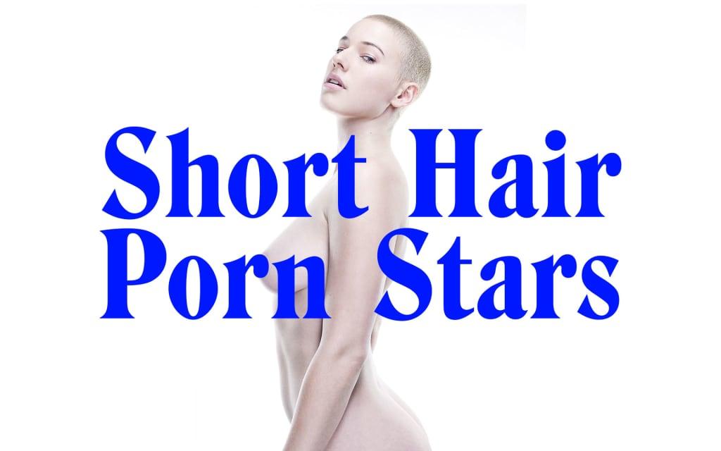 Porn pixie cut Pixie Haircut