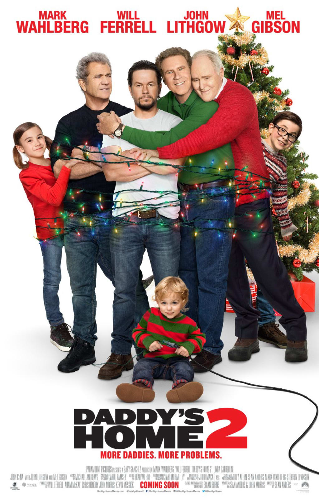 Daddy S Home 2 Review Geeks