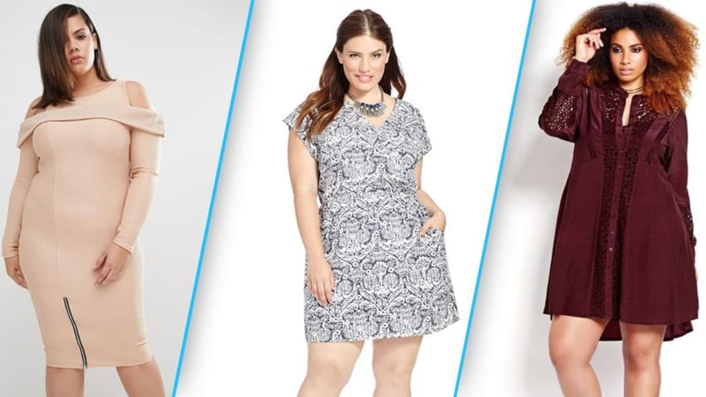 All About the Fashion Fundamentals of Plus-Size Dressing