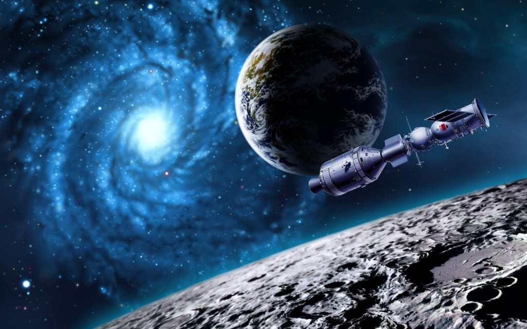 Space : The final frontier of Investing