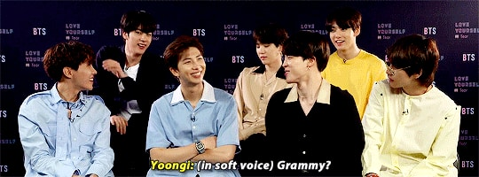 BTS & 2019 Grammy Predictions