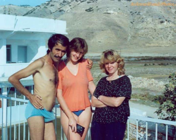 Naked family live sex