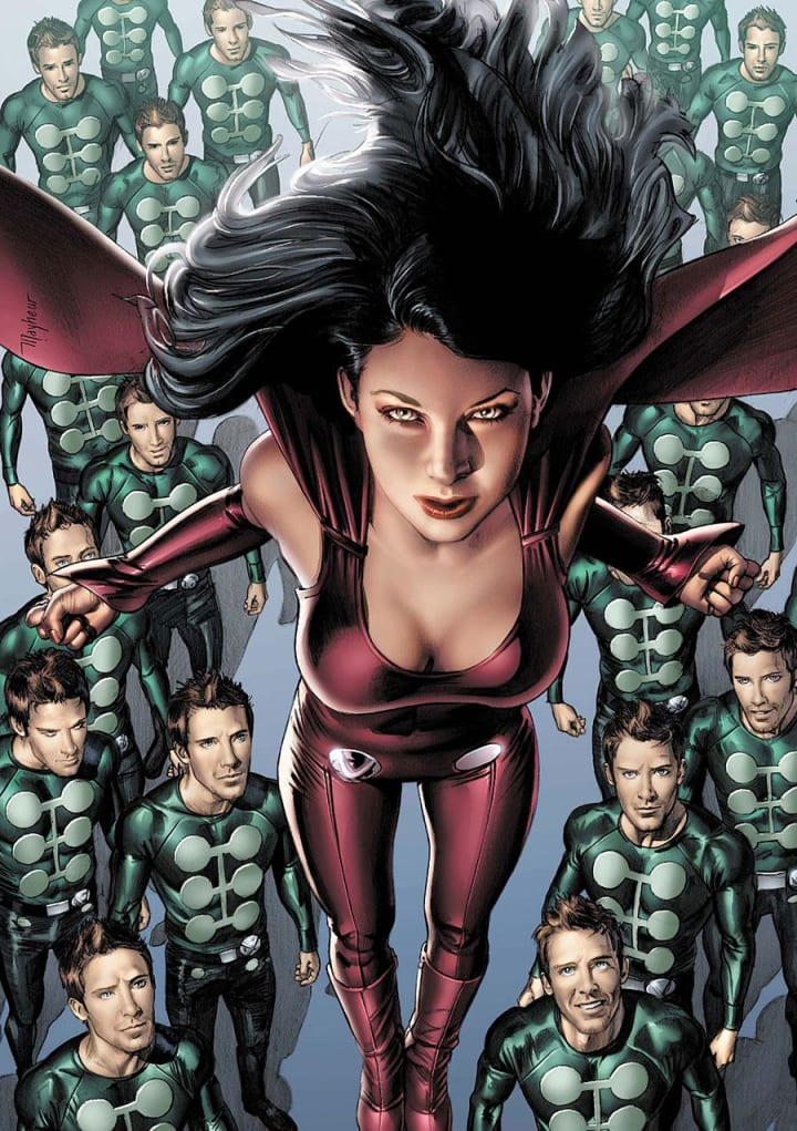 Marvel hot girls The 10 Sexiest Marvel Heroines Of All Time Geeks