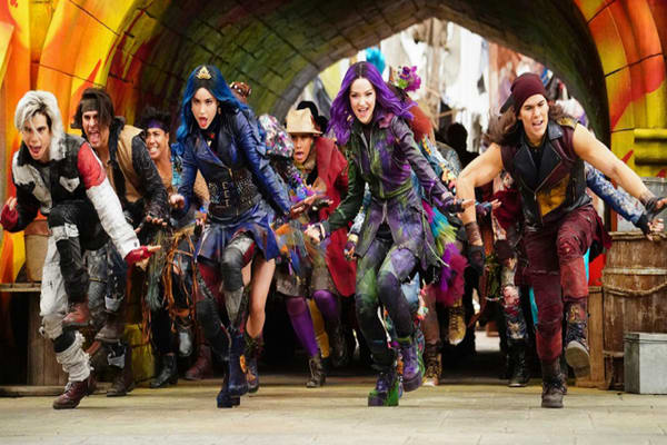 The 7 Most Important Moments in the 'Descendants' Series