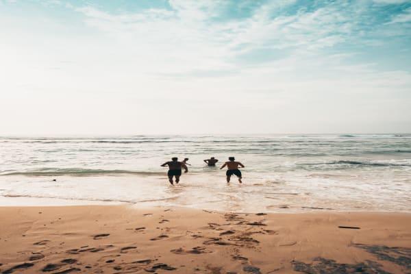 Three Simple Steps to Get Beach-Ready