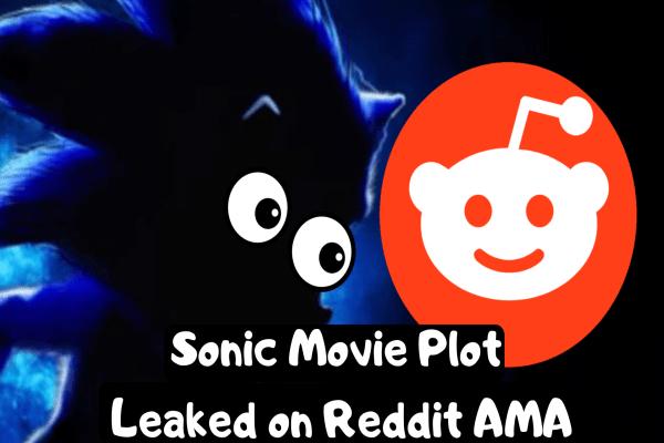 Sonic' Movie Plot Leaked on Reddit AMA