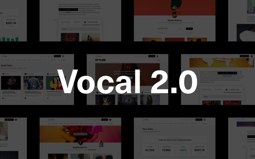 Vocal 2.0