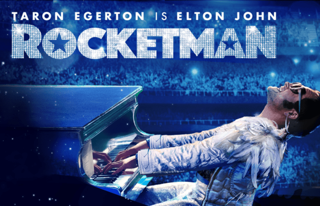 'Rocketman'—A Movie Review