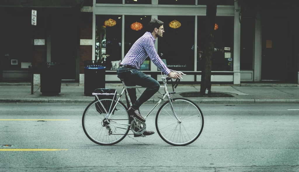 4 Reasons That Biking to Work Is Just Better