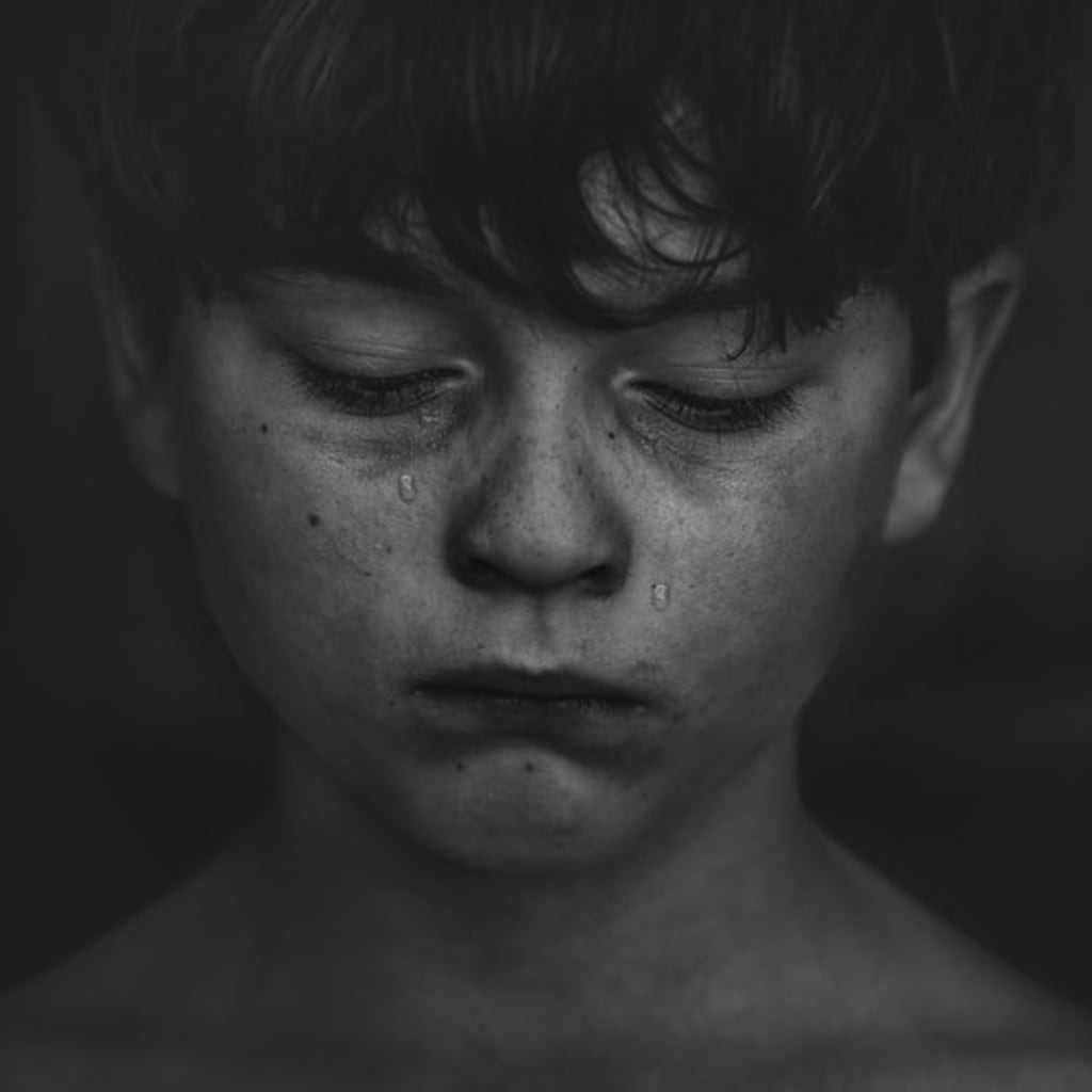 When Childhood Trauma Damages Your Self-Esteem