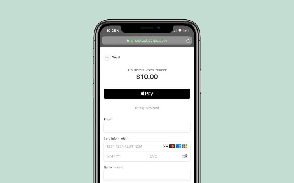Introducing Tipping: A New Way to Earn
