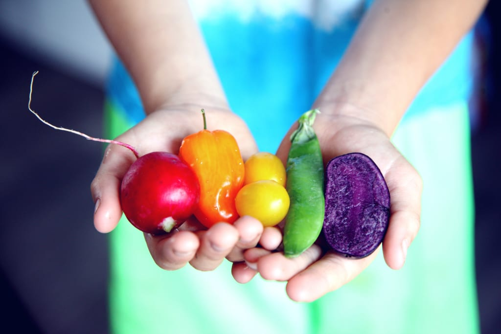 How to Make Your Diet More Environmentally Friendly