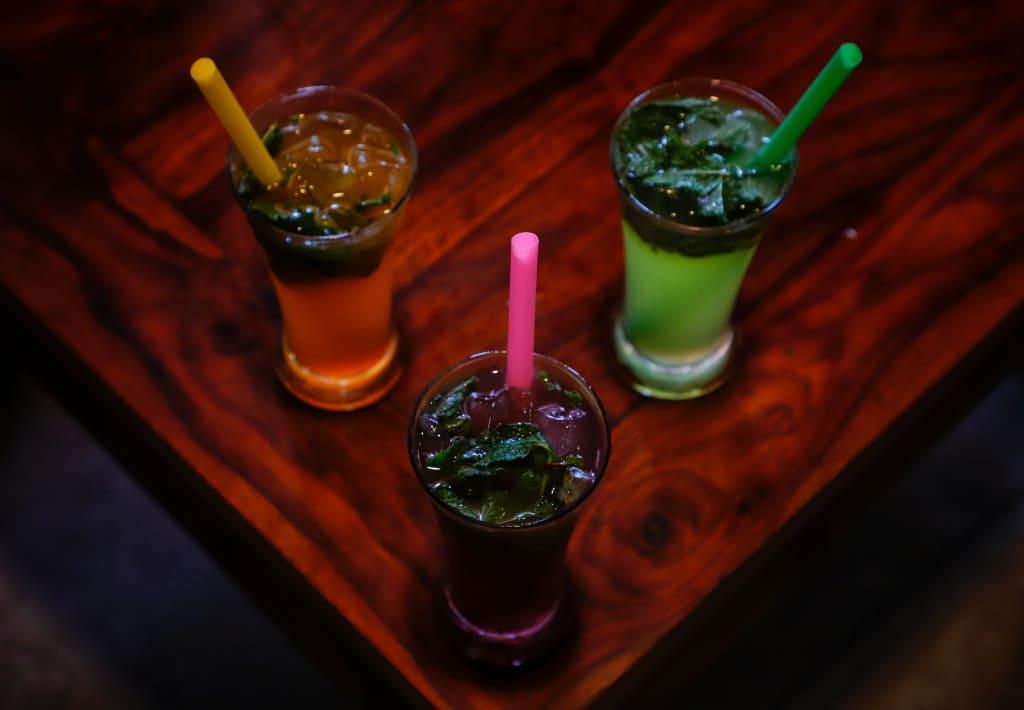 10 Halloween-Inspired Drinks