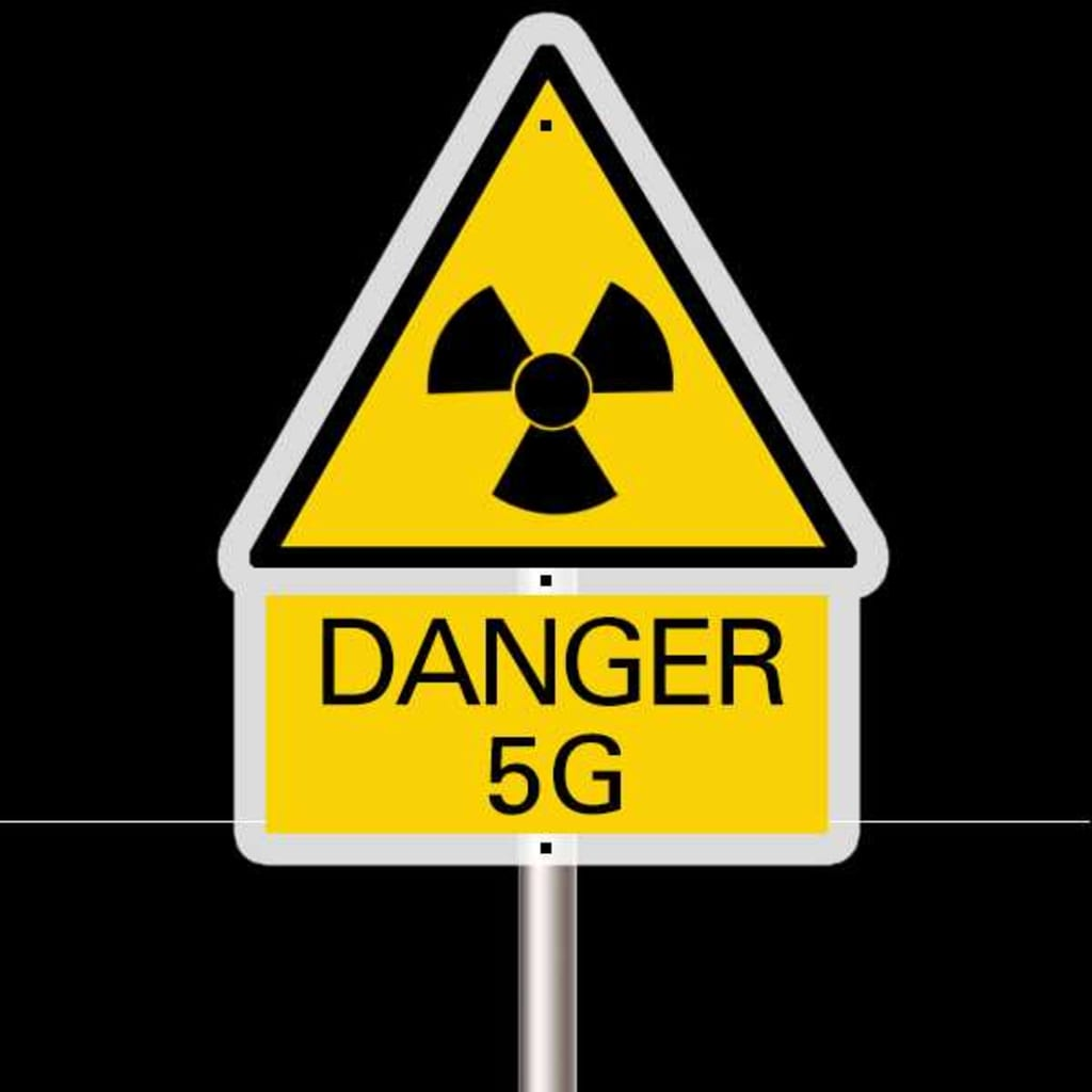 5G Is Actually Electromagnetic Genocide Disguised As Entertainment
