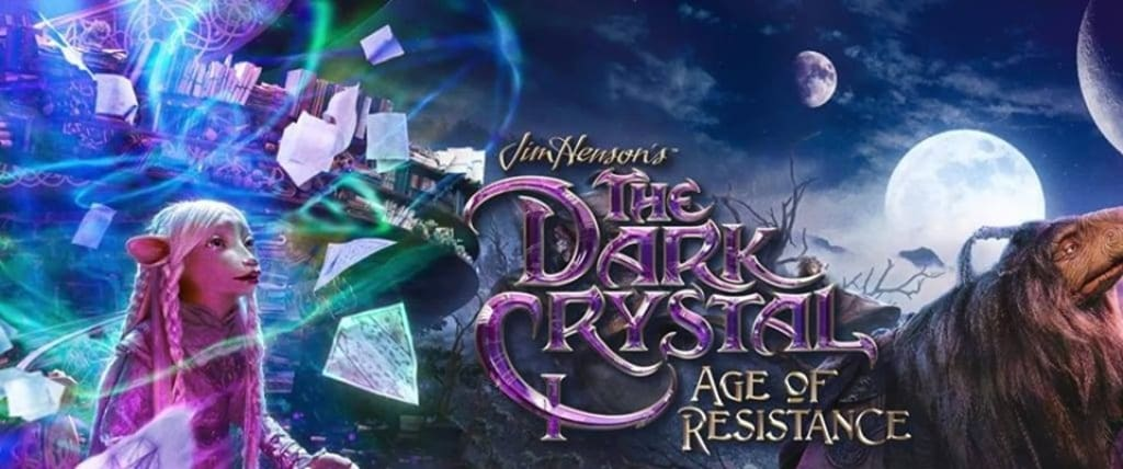 'The Dark Crystal: Age of Resistance' Captures the Essence of Thra
