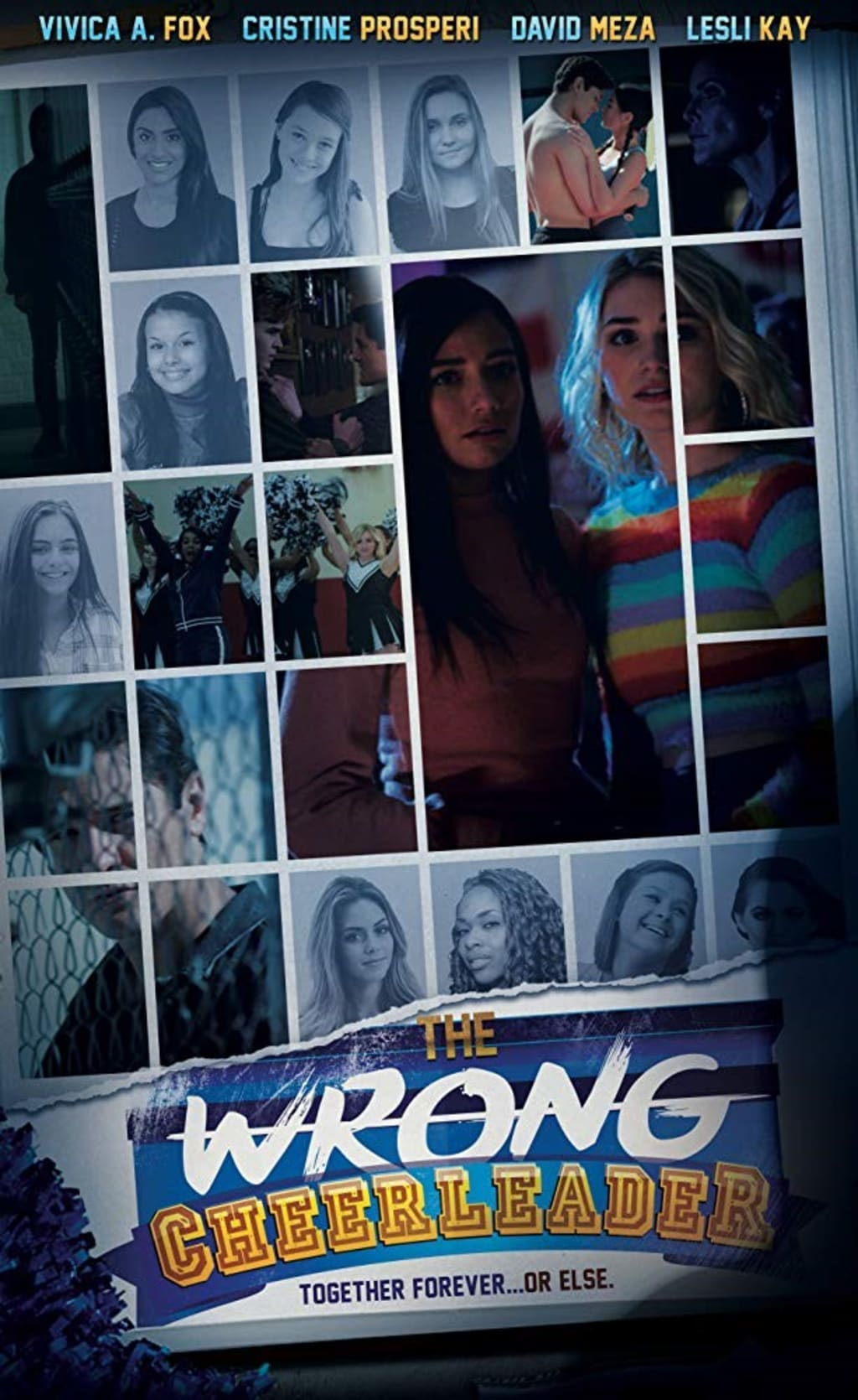 Lifetime Review: 'The Wrong Cheerleader'