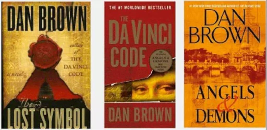 Book Review: The Robert Langdon Series