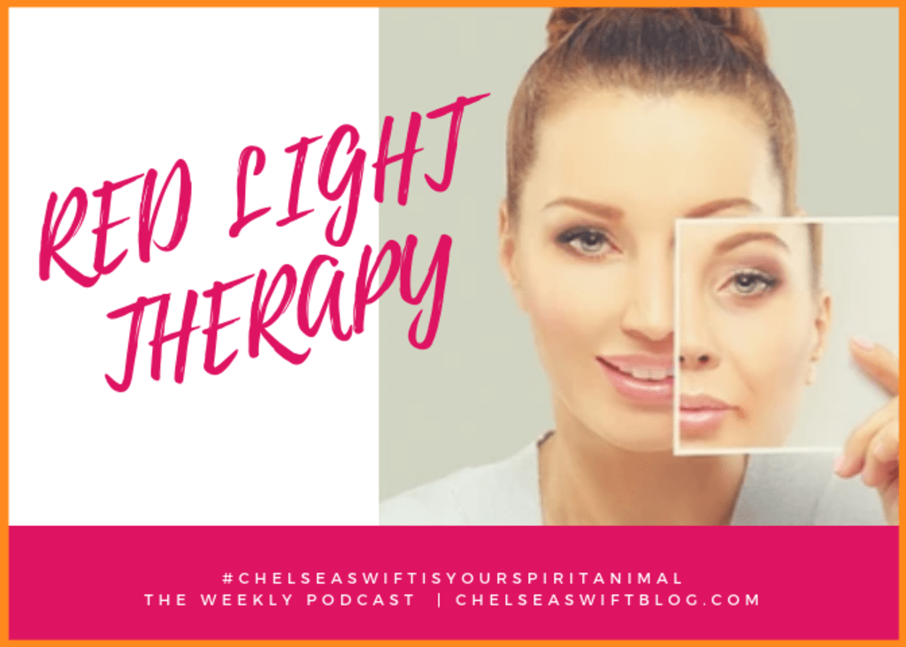 How to Reverse Signs of Aging with Red Light Therapy