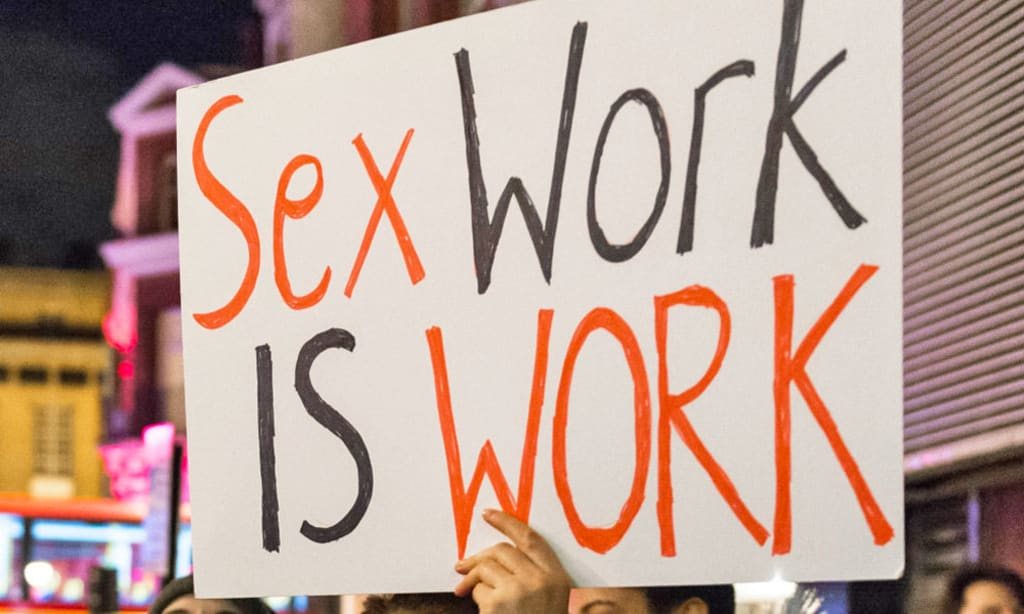 Please Include Sex Workers in Your #MeToo Conversations