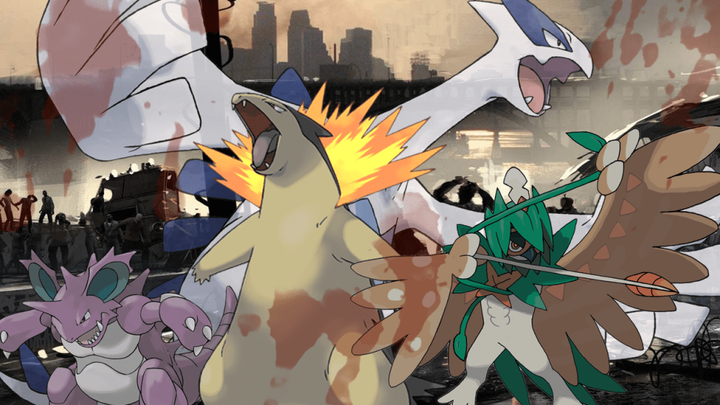 Pokémon Team for Every Situation: Zombie Apocalypse