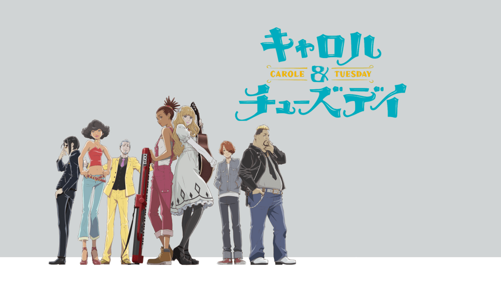 Watching 'Carole and Tuesday' Episode 1