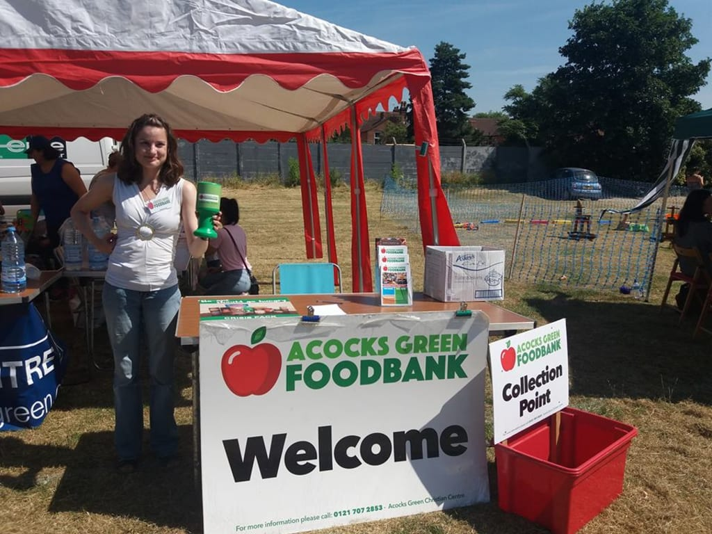 What I've Learned from Volunteering at My Local Food Bank