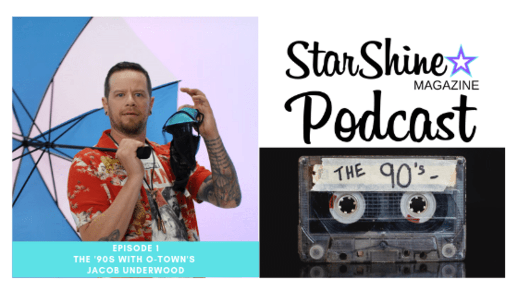 Podcast: The 90s with O-Town's Jacob Underwood