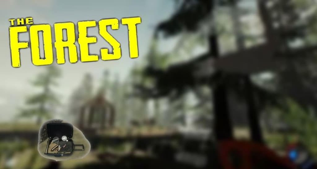 10 (Unusual) Gameplay Tips for 'The Forest'