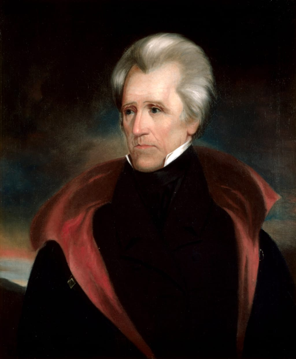 How to Build Andrew Jackson in 'The Pathfinder RPG'