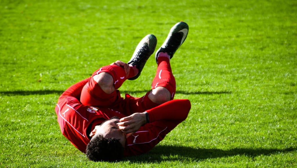 Nine Beneficial Remedies for a Sport Injury
