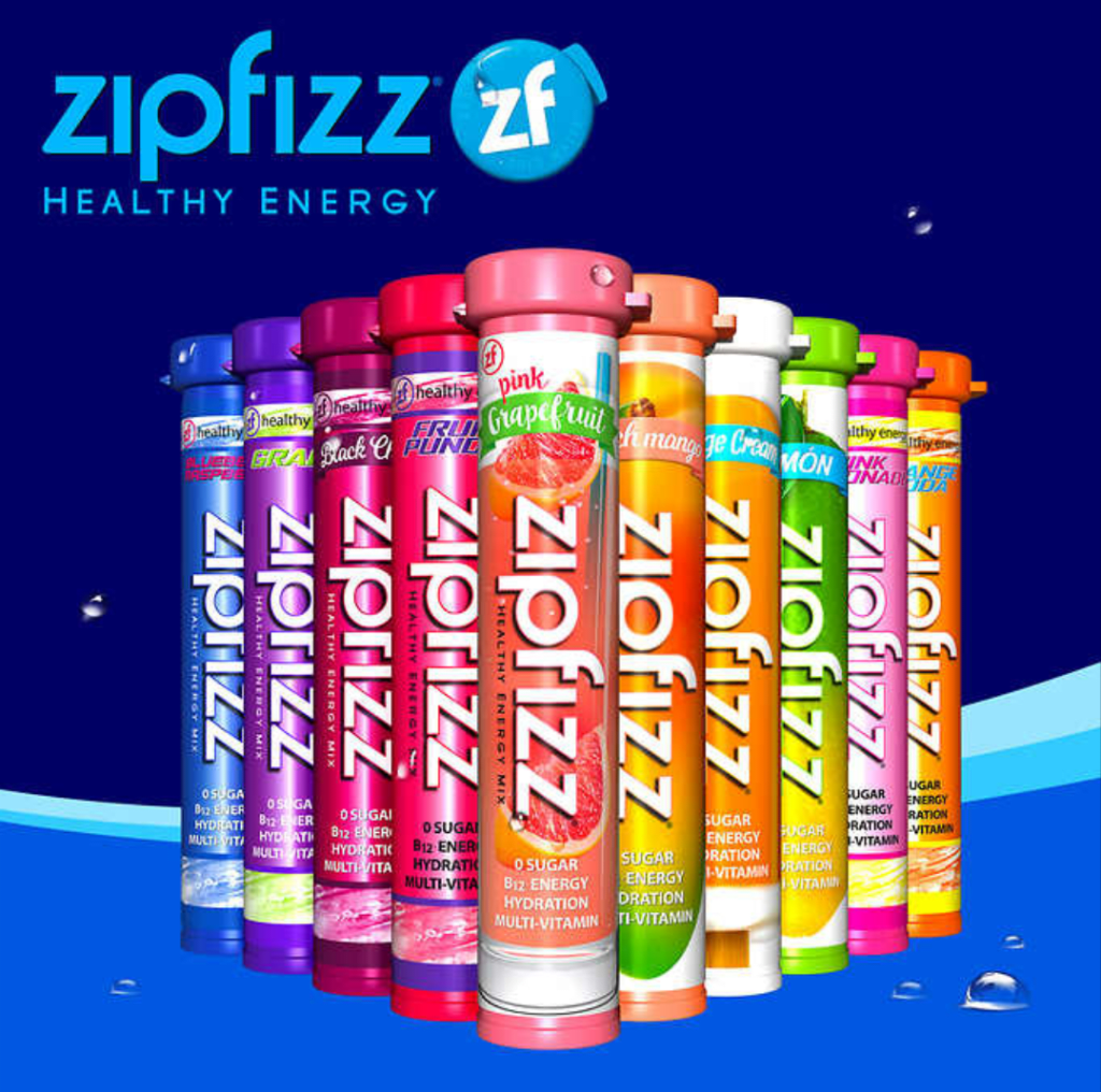 Try Zipfizz Energy as an Alternative to Your Usual Canned Drink