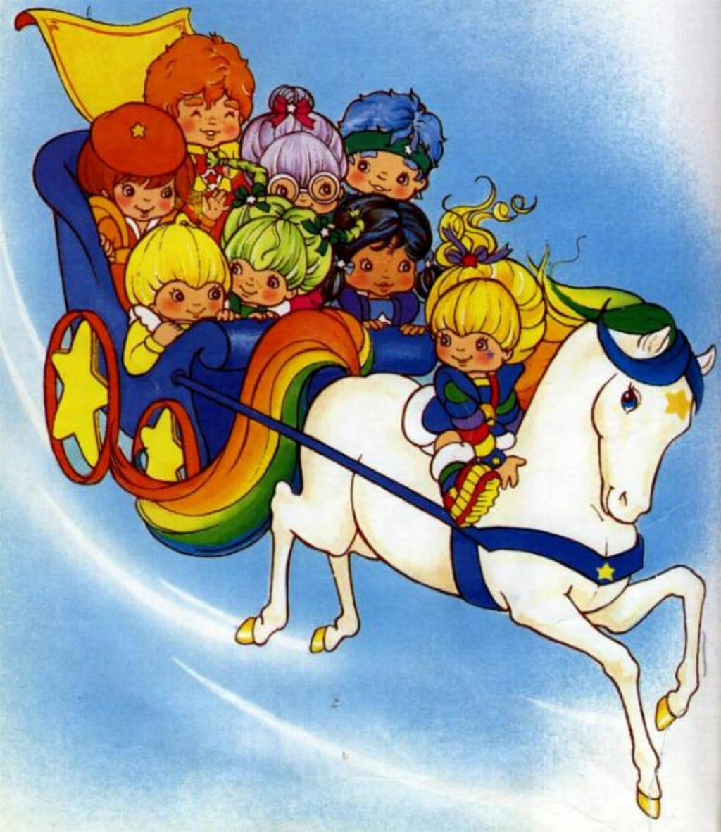 'Rainbow Brite;' Let's Go to Rainbow Land