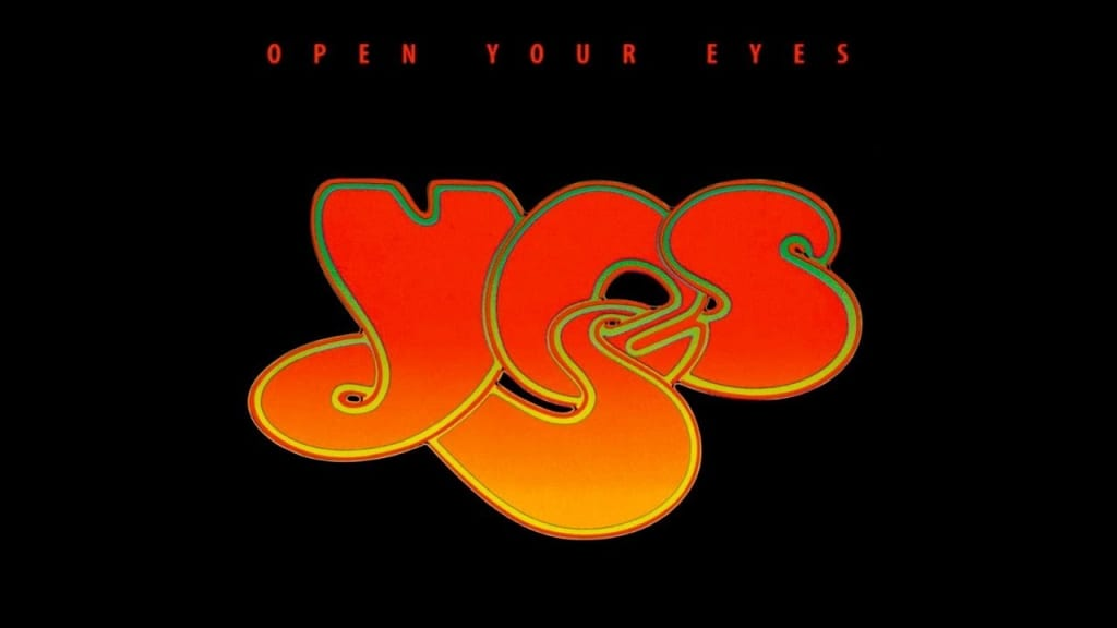 'Open Your Eyes' - Yes Caught at the Crossroads