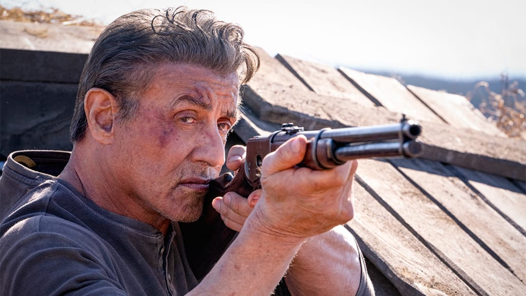 3 Top Stories About Sylvester Stallone That'll Make You Think He's the Next Horror Icon