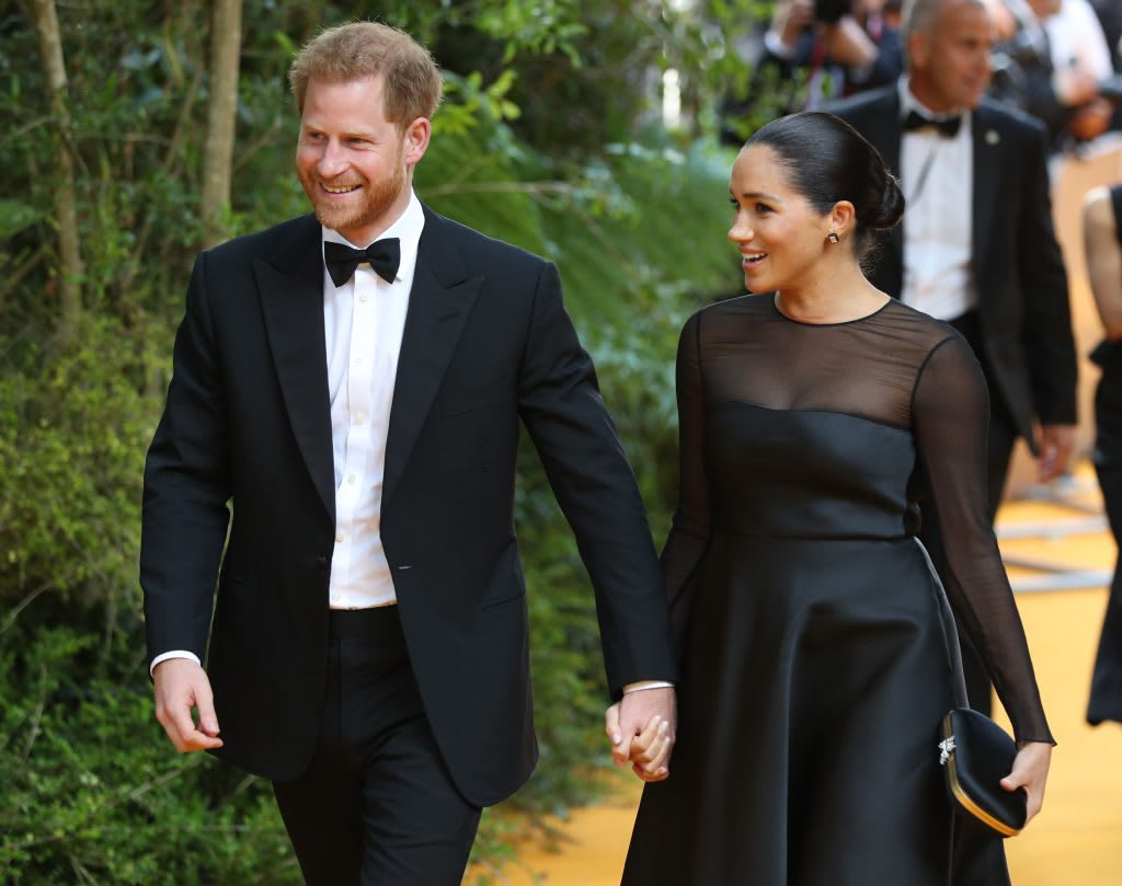 The Duke and Duchess of Sussex's Tour of South Africa