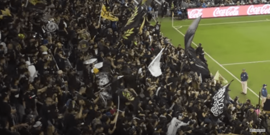 LAFC Is the Bandwagon Team for Angelenos